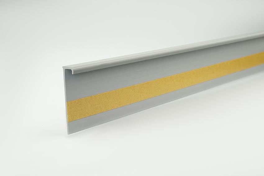 TeppichSockelleiste ohne Steg SK 50 mm  Repac