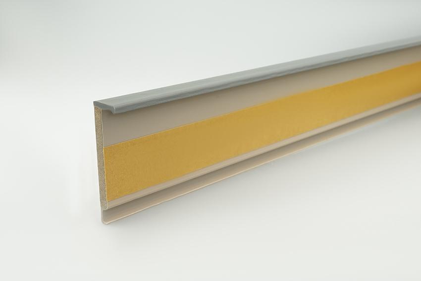 TeppichSockelleiste Hartfaser 55 mm  Repac